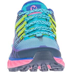 Merrell Agility Peak 4 Shoes Women, atoll